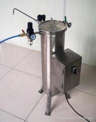 添添乐牌供应高级食品消泡剂使用的定时定量自动添加器