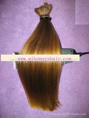 100% human hair bulk 1