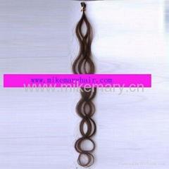100% human hair extension