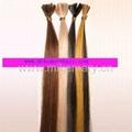 100% human hair extensions 2