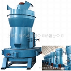 Raymond milling machine
