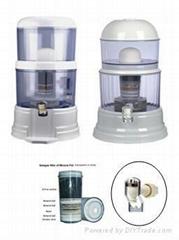 mineral water dispenser