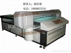 实木地板彩印机