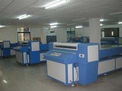 PVC地板彩印機