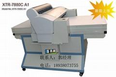 板式辦公傢具彩印機