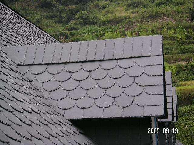 China good roofing slate tile  3