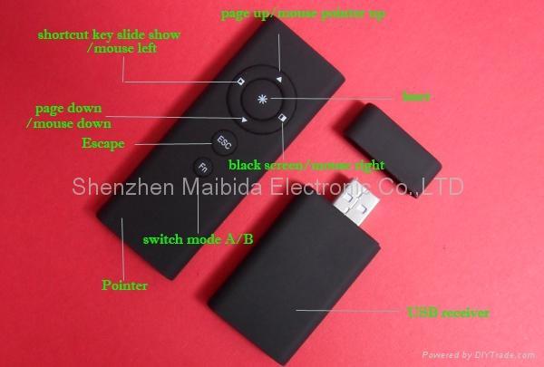 wireless mouse presenter  1