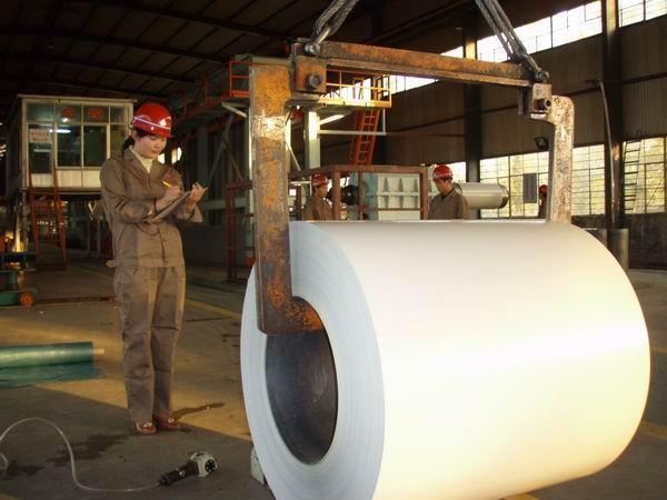 ppgi prepainted ga  anized steel coil 4