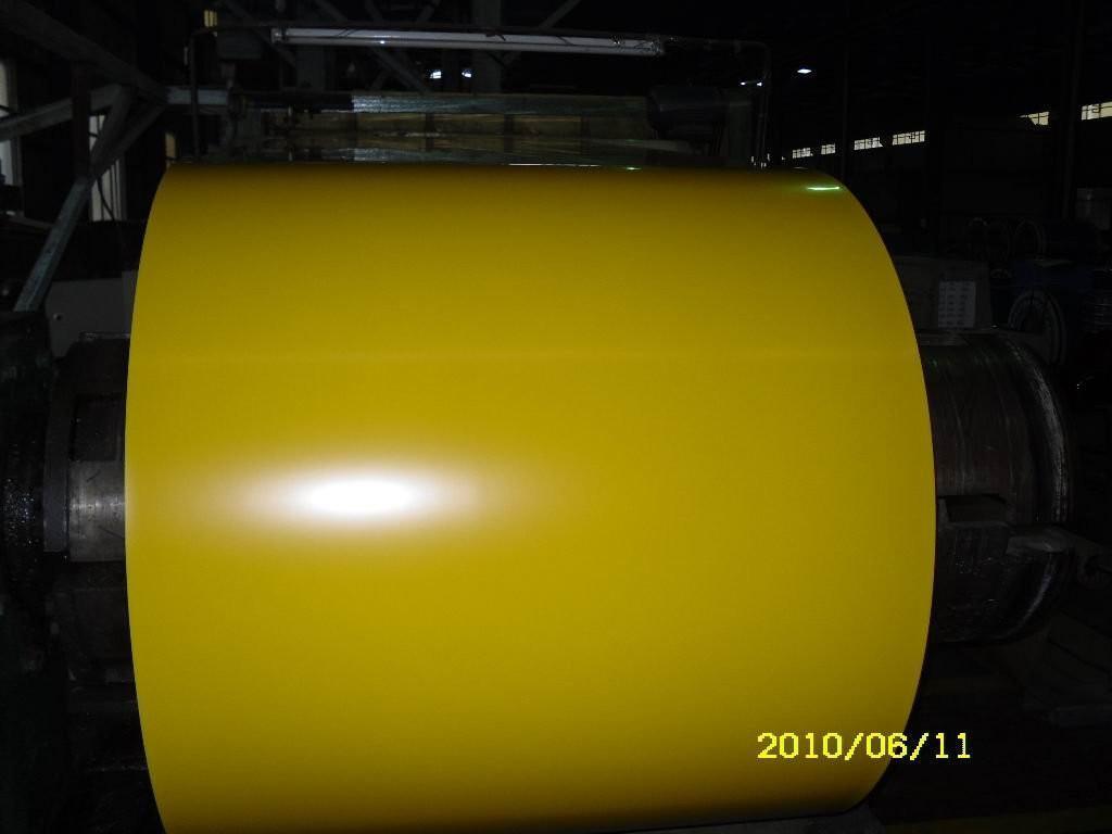 ppgi prepainted steel coil 4