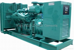 CUMMINS POWER SERIES GENSET