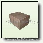 上海出口免熏蒸包装箱