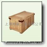 上海包装箱厂长期供应木制包装箱 2