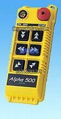 供应阿尔法560S工业无线遥控器