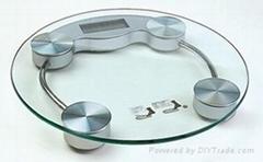 电子人体体重秤