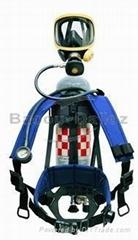 斯博瑞安巴固(BACOU)C900 正压式空气呼吸器