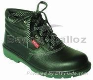 斯博瑞安巴固(BACOU)GLOBE 安全鞋