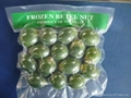 Fresh, frozen and dried betel nut/ areca
