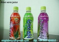 Fresh/frozen ALOE VERA, aloe vera dice gel, aloe vera juice/ in syrup