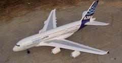 A-380  rc aeroplane
