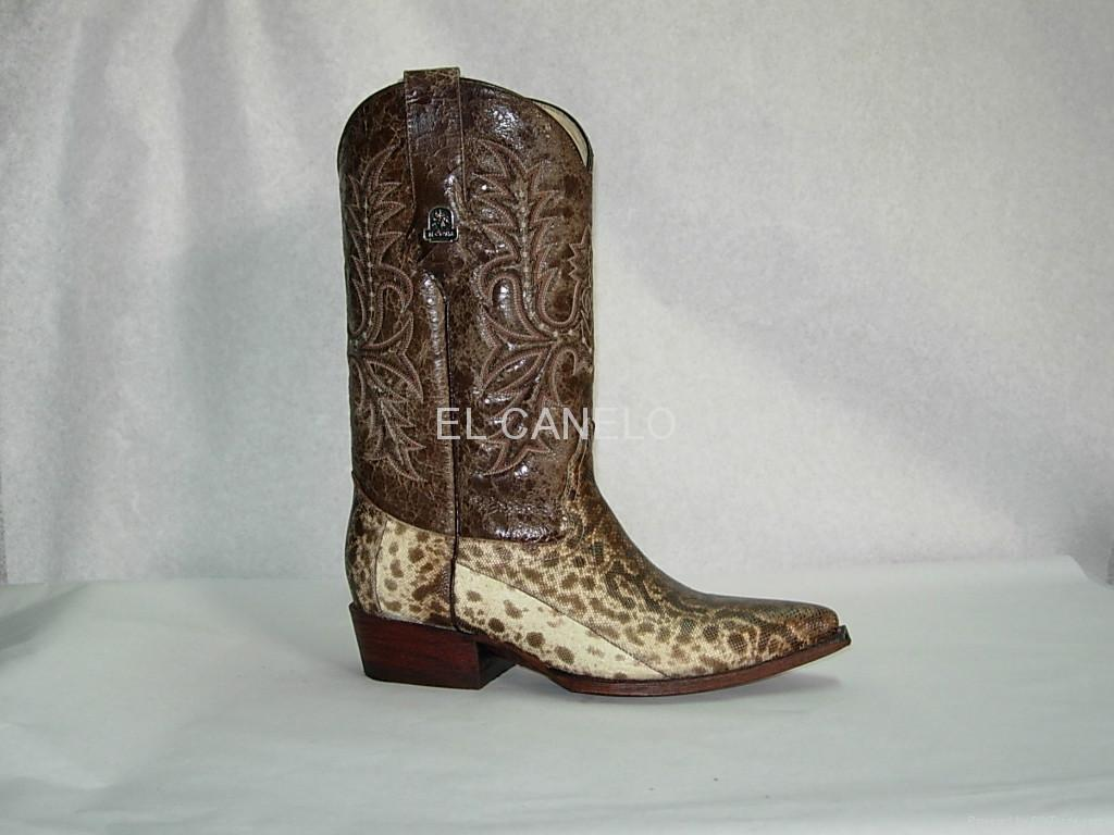how to clean cowboy boots diy