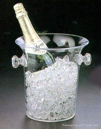 Acrylic Ice Bucket 1