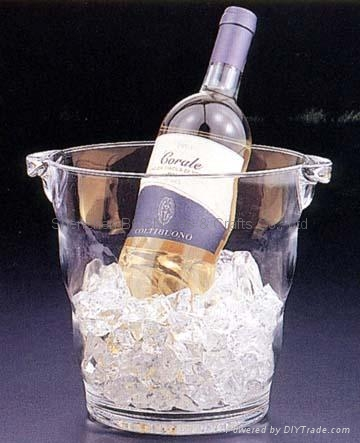 Acrylic Ice Bucket 3