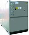 Water/ground source heat pump air