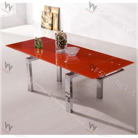 glas-steel多功能可伸縮餐台WC-BT008 1