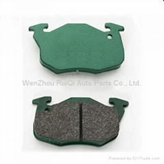 export brake pad for PEUGEOT D371