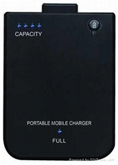 SAMSUNG portable emergency charger(2800mah)