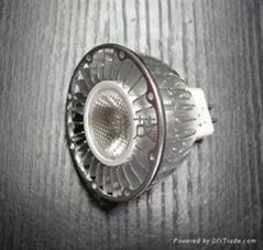 LED MR16 鳍片式灯杯套件