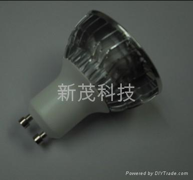 LED MR16 鰭片式燈杯套件 3