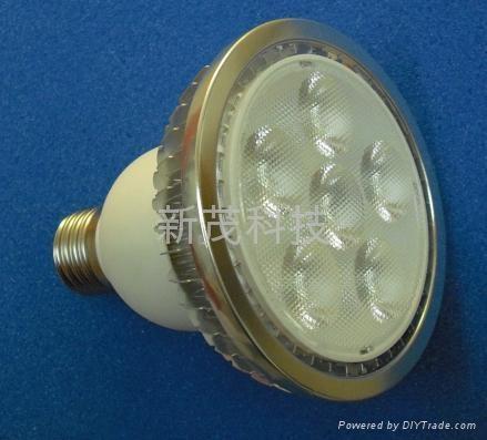 LED PAR30 鰭片式燈杯套件 2