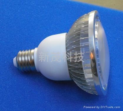 LED PAR30 鰭片式燈杯套件 4
