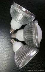 15W PAR38 LED 大功率射灯