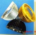 大功率LED燈具鰭片式燈杯