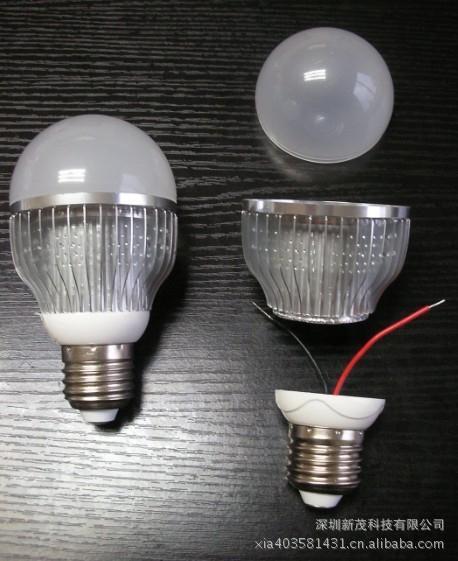 G65 8W LED鰭片式球泡燈 2