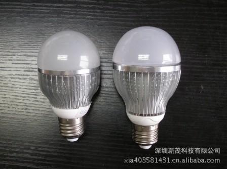 G65 8W LED鰭片式球泡燈 3