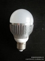 G65 8W LED鰭片式球泡燈 4