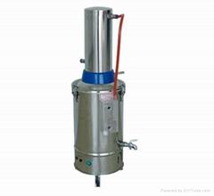自動斷水型不鏽鋼電熱蒸餾水器