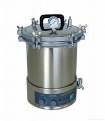 自動手提式高壓蒸汽滅菌器