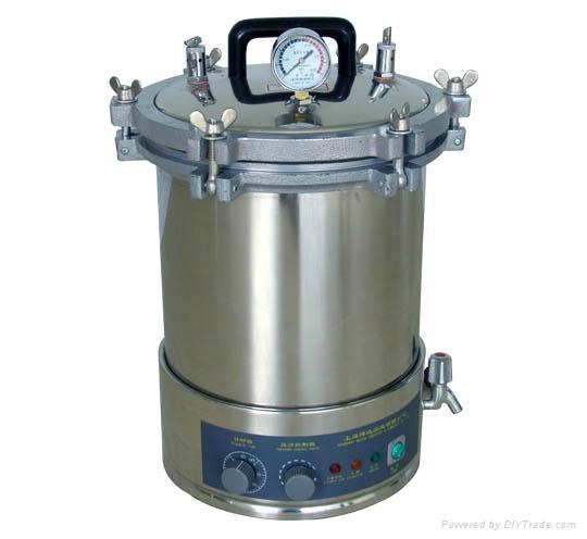 自动手提式高压蒸汽灭菌器 YXQ-LS-18SI 1