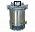 自動手提式高壓蒸汽滅菌器 YX