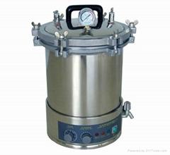自動手提式高壓蒸汽滅菌器 YXQ-LS-18SI