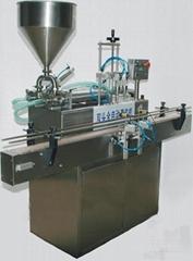 GT2T-2G双头全自动活塞式浓酱灌装机