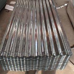 Color coated steel tile