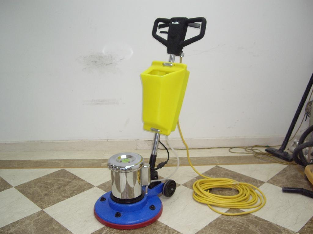 Stone polishing machine 5