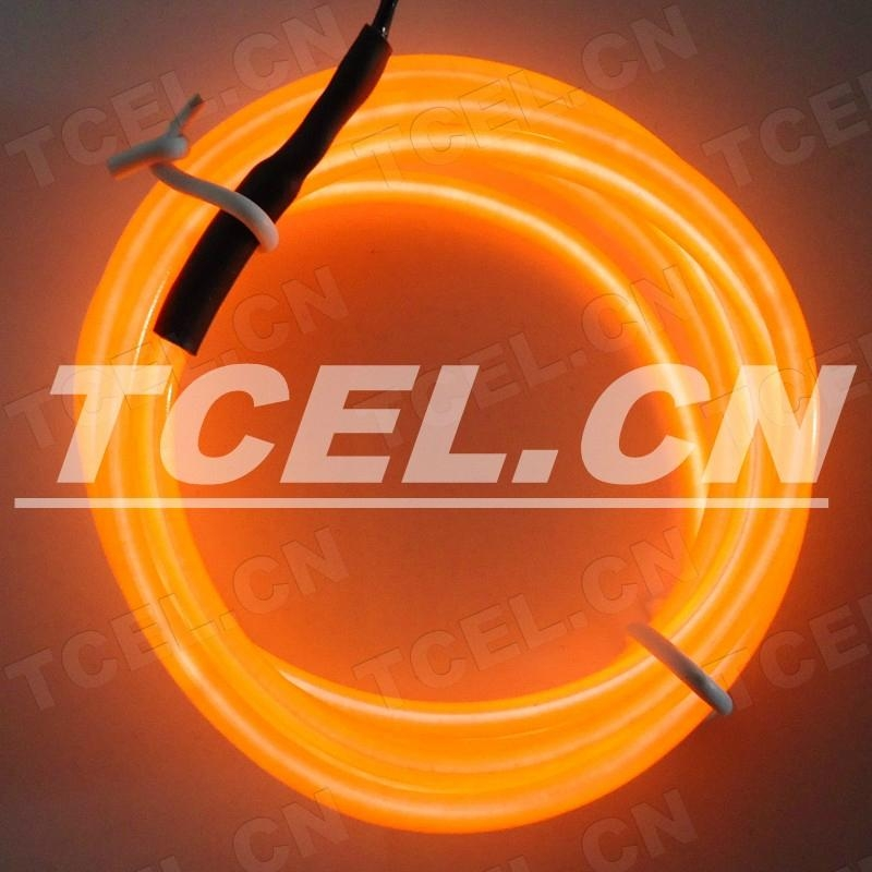 橙光EL發光線 1