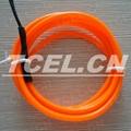 橙光EL發光線 2