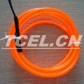 橙光EL發光線 5